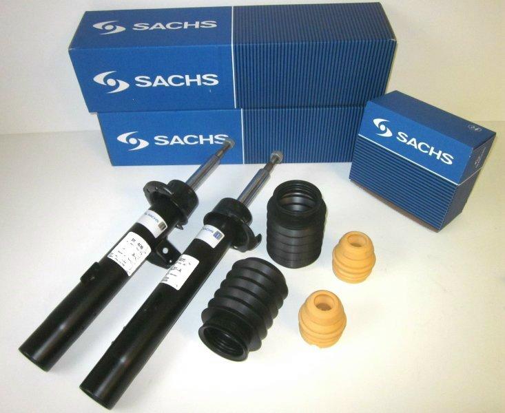 Vorderachse 1 Staubschutzsatz Stoßdämpfer SACHS 900133 Service Kit