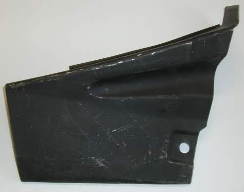 schlo blech an kotfl gel links opel ascona manta b 81 ebay. Black Bedroom Furniture Sets. Home Design Ideas